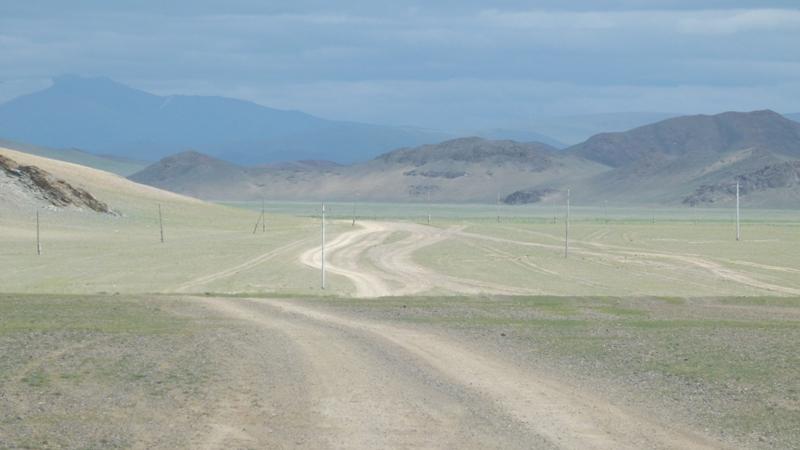 Roads In Mongolia Roads To Mongolia