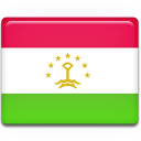 Tajikistan-Flag-128